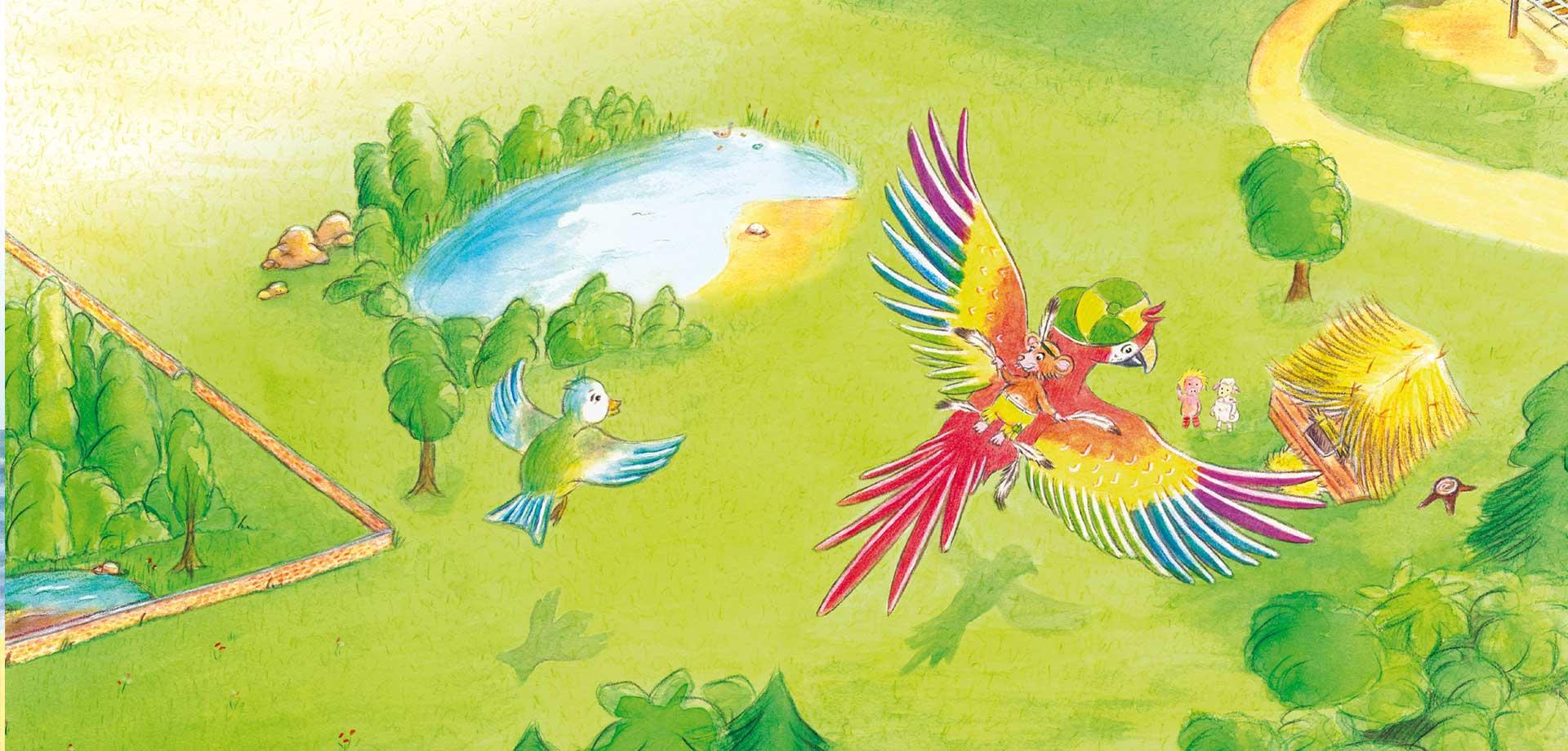 Startseite-Friedolins-Freunde---Regenbogen---Kinderbuch-3